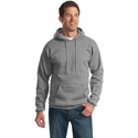 Port & Company Men's Sweatshirt: 7.8-Oz Pullover Hooded (PC78H)