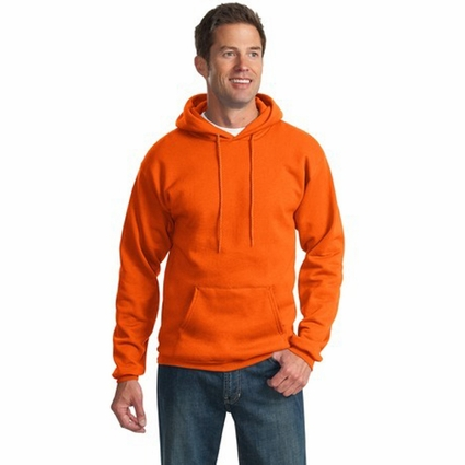 Port & Company Men's Sweatshirt: Pullover Hooded (PC90H)