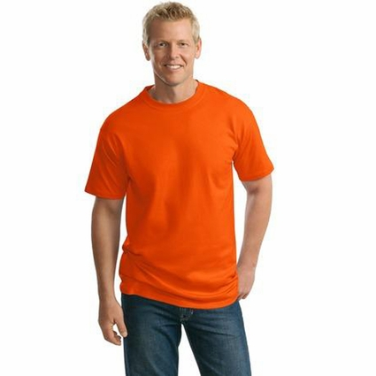 Port & Company Men's T-Shirt: 100% Cotton 100% Essential Tall Size (PC61T)