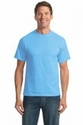 Port & Company® Mens Tall 50/50 Cotton/Poly T-Shirt: (PC55T)
