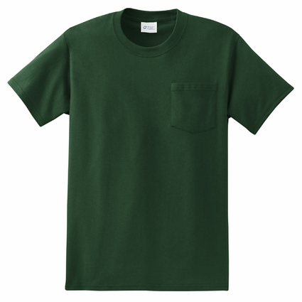 Port & Company Men's T-Shirt: (PC61PT)