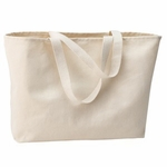 Port & Company Tote Bag: Jumbo (B300)