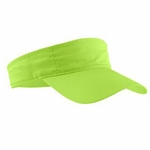 Port & Company Visor: 100% Cotton Fashion (CP45)