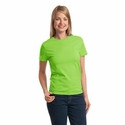 Port & Company Women's T-Shirt: 100% Cotton Essential (LPC61)