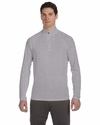for Team 365 Men's Quarter-Zip Lightweight Pullover: (M3006)