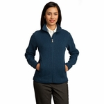 Red House Women's Jacket: Sweater Fleece Full-Zip (RH55)