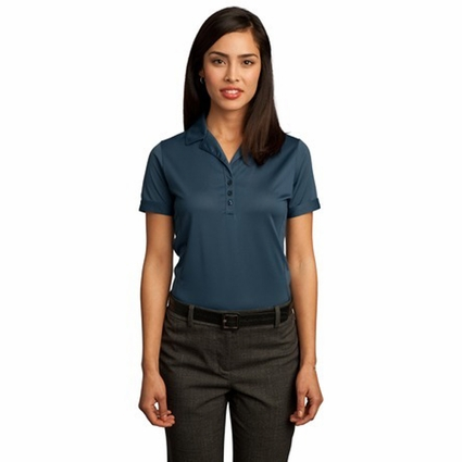Red House Women's Polo Shirt: Contrast Stitch Performance Pique (RH50)