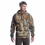 Russell Outdoors Men's Sweatshirt: 50/50 Realtree Pullover Hooded (S459R)