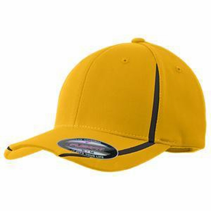 Sport-Tek Men's Cap: Flexfit Performance Colorblock Cap(STC16)