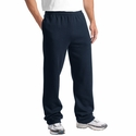 Sport-Tek Men's Sweatpants: Open Bottom (ST257)