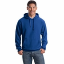 Sport-Tek Men's Sweatshirt: Super Heavyweight Pullover Hooded (F281)