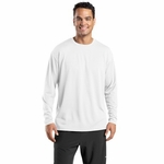 Sport-Tek Men's T-Shirt: Dri-Mesh Long Sleeve (K368)