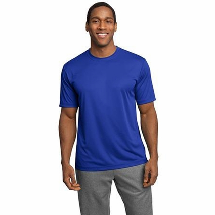 Sport-Tek Men's T-Shirt: Lightweight Athletic Crewneck(ST350)