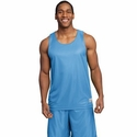 Sport-Tek Men's Tank Top: 100% Polyester Mesh Reversible(T550)