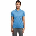 Sport-Tek Women's Polo Shirt: Dri-Mesh Mini Pique(L474)