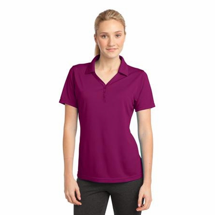 screen Women Available Shirt Lst680 Tek Polo style Sport For Print wxpUTCqW6