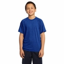 Sport-Tek Youth T-Shirt: Ultimate Performance V-Neck(YST700)