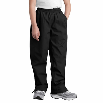 Sport-Tek Youth Windpants: Mesh Lining (YPST74)