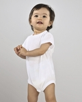 SubliVie Infant Creeper: 100% Polyester Jersey Knit (L4610)