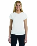 SubliVie Women's T-Shirt: 100% Polyester Jersey Knit (1510)