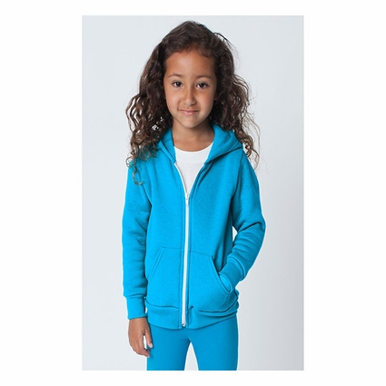 Toddler Flex Fleece Zip Hoodie: (F197)