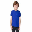 Toddler's Fine Jersey Short-Sleeve T-Shirt: (2105)