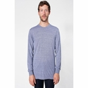 Tri-Blend Long Sleeve T-Shirt: (TR407)
