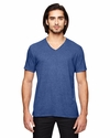 Triblend V-Neck T-Shirt: (6752)