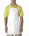 2-Pocket Adjustable Apron: (8204)