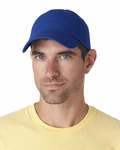 Classic Cut Chino Cotton Twill Unconstructed Cap: (8102)