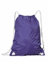 UltraClub Cinch Sack: Sport Nylon/Sponge PVC (8887)