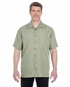 Men's Cabana Breeze Camp Shirt: (8980)