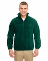 Iceberg Fleece 1/4-Zip Pullover: (8480)