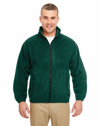 Iceberg Fleece Full-Zip Jacket: (8485)