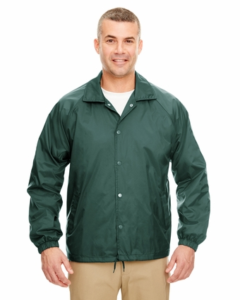 Adult Nylon Coaches' Jacket: (8944)