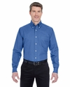 Men's Tall Classic Wrinkle-Resistant Long-Sleeve Oxford: (8970T)