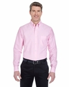 Men's Classic Wrinkle-Resistant Long-Sleeve Oxford: (8970)