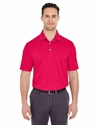 Men's Platinum Performance Jacquard Polo with TempControl Technology: (8320)