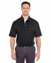 Men's Platinum Performance Birdseye Polo with TempControl Technology: (8325)