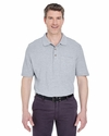 Adult Classic Piqué Polo with Pocket: (8534)