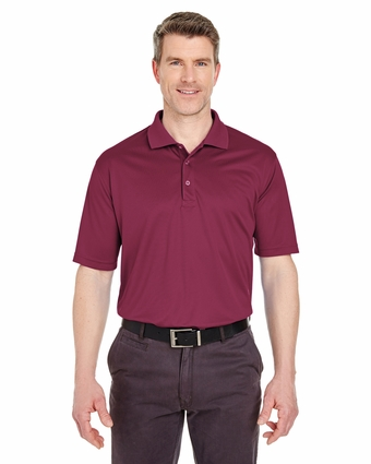 Men's Cool & Dry Sport Polo: (8405)
