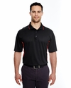 Men's Cool & Dry Sport 2-Tone Polo: (8406)