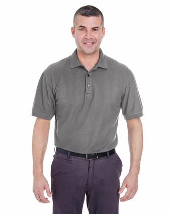 Men's Tall Whisper Piqué Polo: (8540T)