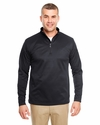 Adult Cool & Dry Sport 1/4-Zip Pullover Fleece: (8440)
