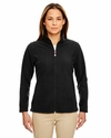 Ladies' Micro-Fleece Full-Zip Jacket: (8498)