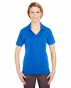 Ladies' Platinum Performance Jacquard Polo with TempControl Technology: (8320L)
