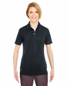 Ladies' Platinum Performance Birdseye Polo with TempControl Technology: (8325L)