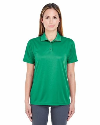 Ladies' Cool & Dry Sport Polo: (8404)