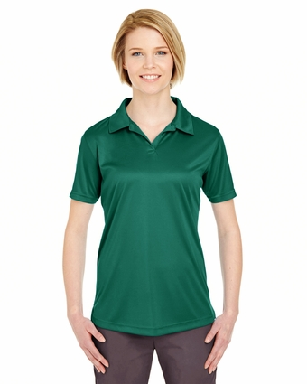 Ladies' Cool & Dry Sport Performance Interlock Polo: (8425L)