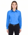 Ladies' Performance Poplin: (8331)
